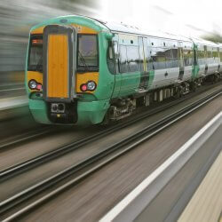 Railway Industry southern trains